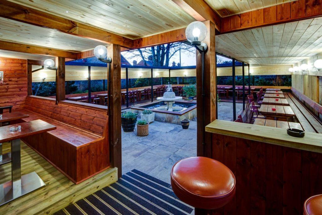 Dog and Partridge Sunninghill Restaurant