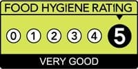 Five Star Hygiene Rating